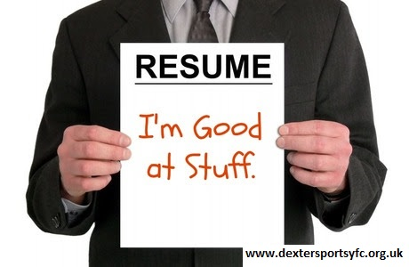 how write resume
